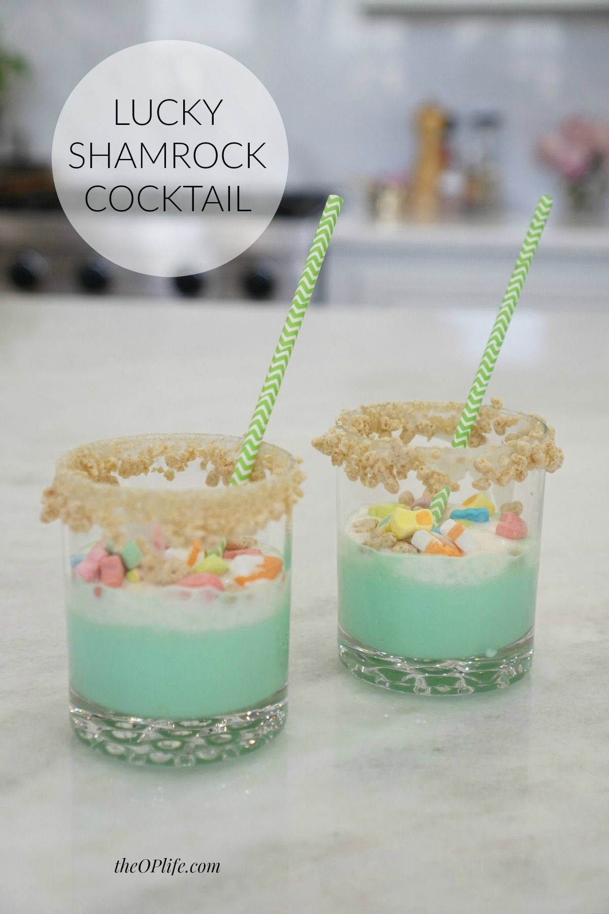 With Lucky Charms.  It's Magically Delicious!  www.theoplife.com