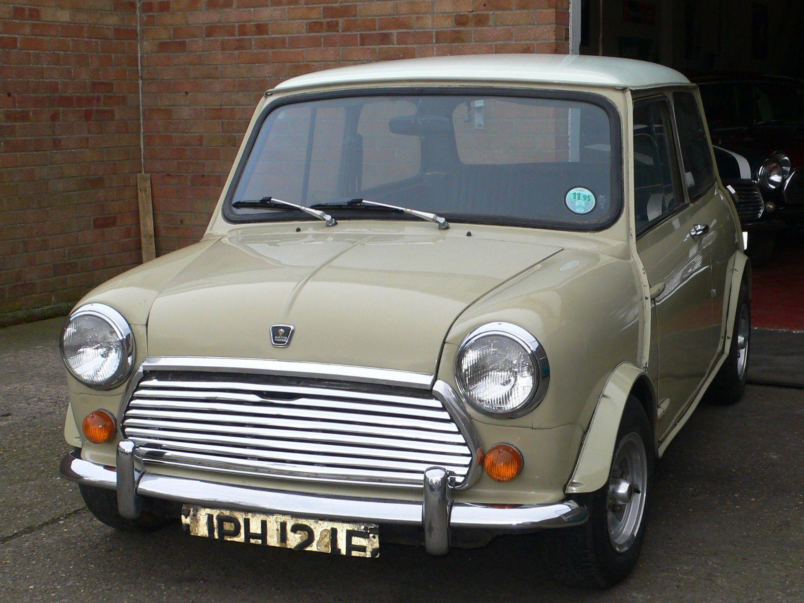 1968 Austin Mini Cooper 1 Owner Unrestored Lovely Condition Scarce Classic Mini Mini Cooper Classic Mini Mini