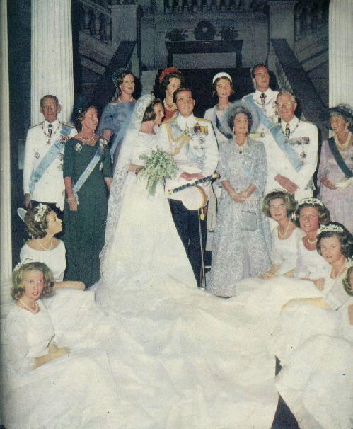 Real Greek Weddings: Pin En BODAS REALES Y PRINCIPESCAS