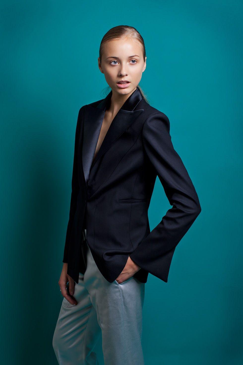 balmain jacket, alexander wang pants
