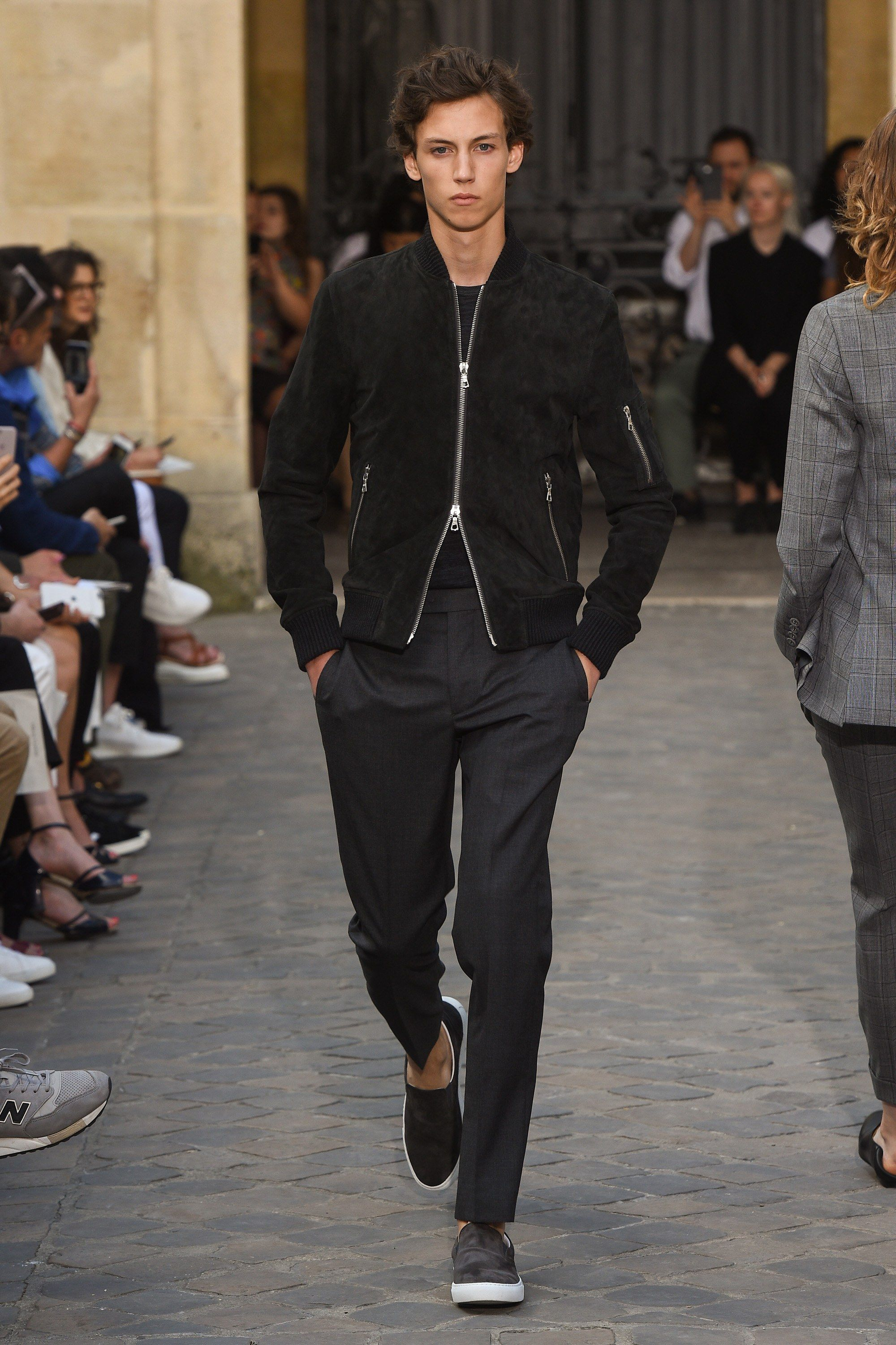 b27559934e5 See the complete Officine Generale Spring 2018 Menswear collection. High  Fashion Men