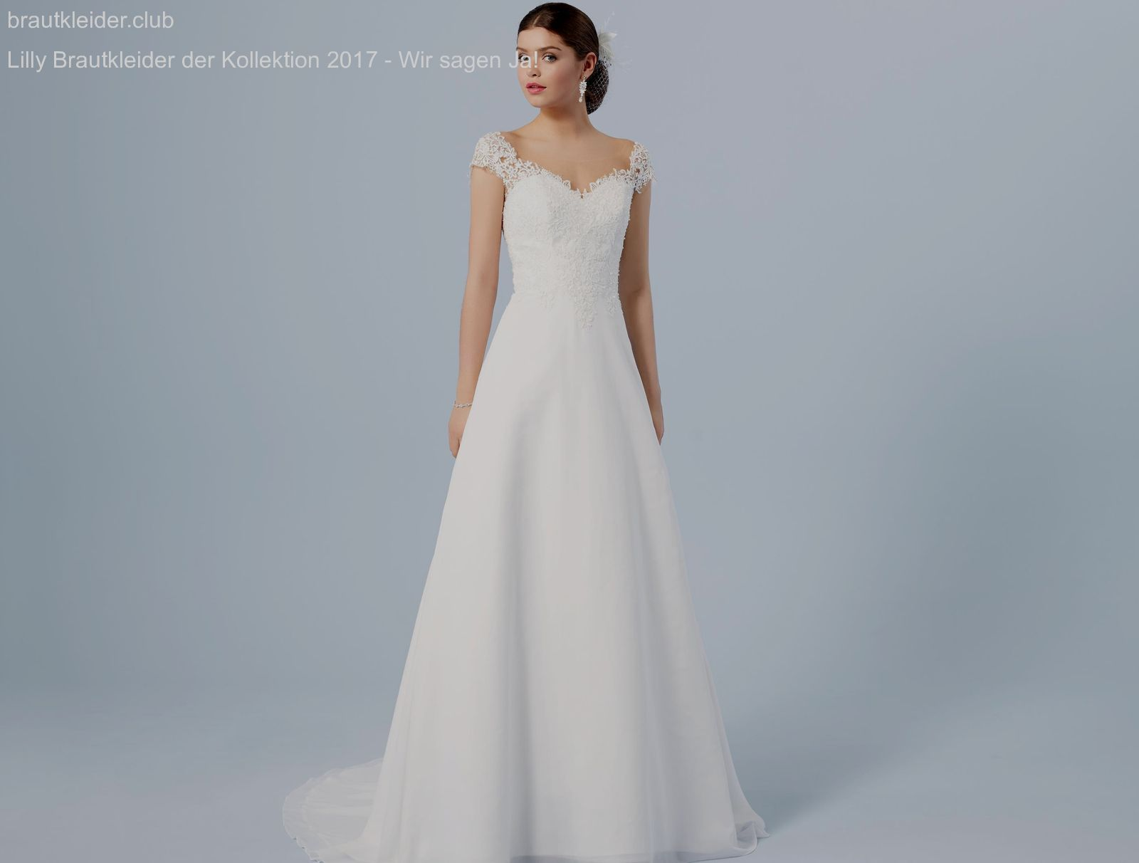 Lilly Brautkleider der Kollektion 10 - Wir sagen Ja  Wedding