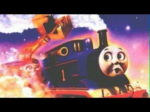 Nostalgia Critic Thomas And The Magic Railroad Youtube Nostalgia Critic Nostalgia Thomas And Friends