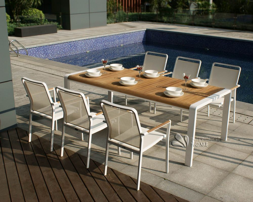 Table De Jardin River Han ~ Meilleures idées pour la conception et l ...