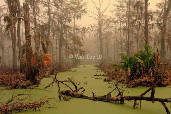 top 10 địa điểm đáng sợ nhất thế giới - việt top 10 - việt top 10 net - viettop10