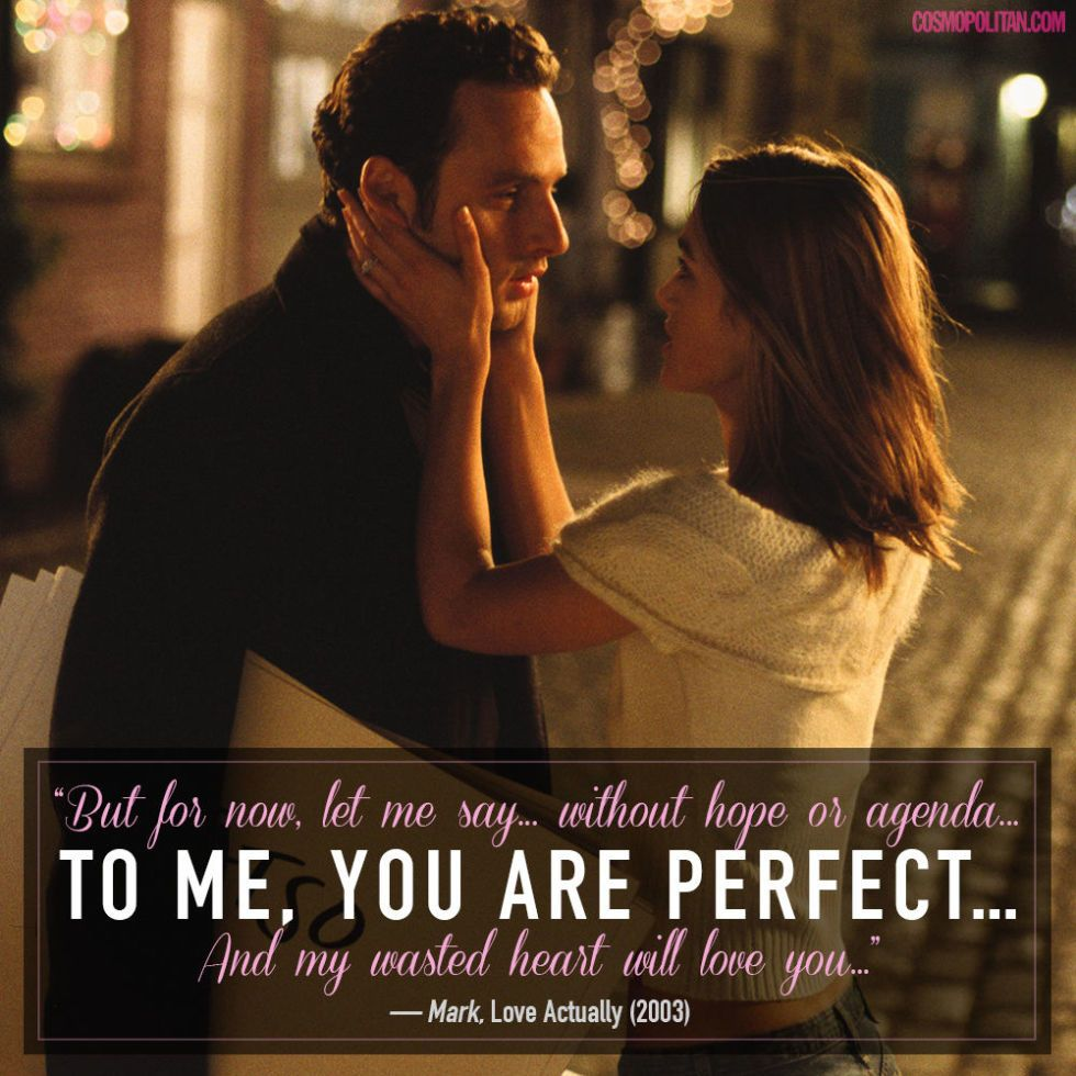 15 Crazy-Romantic Quotes From TV And Movies