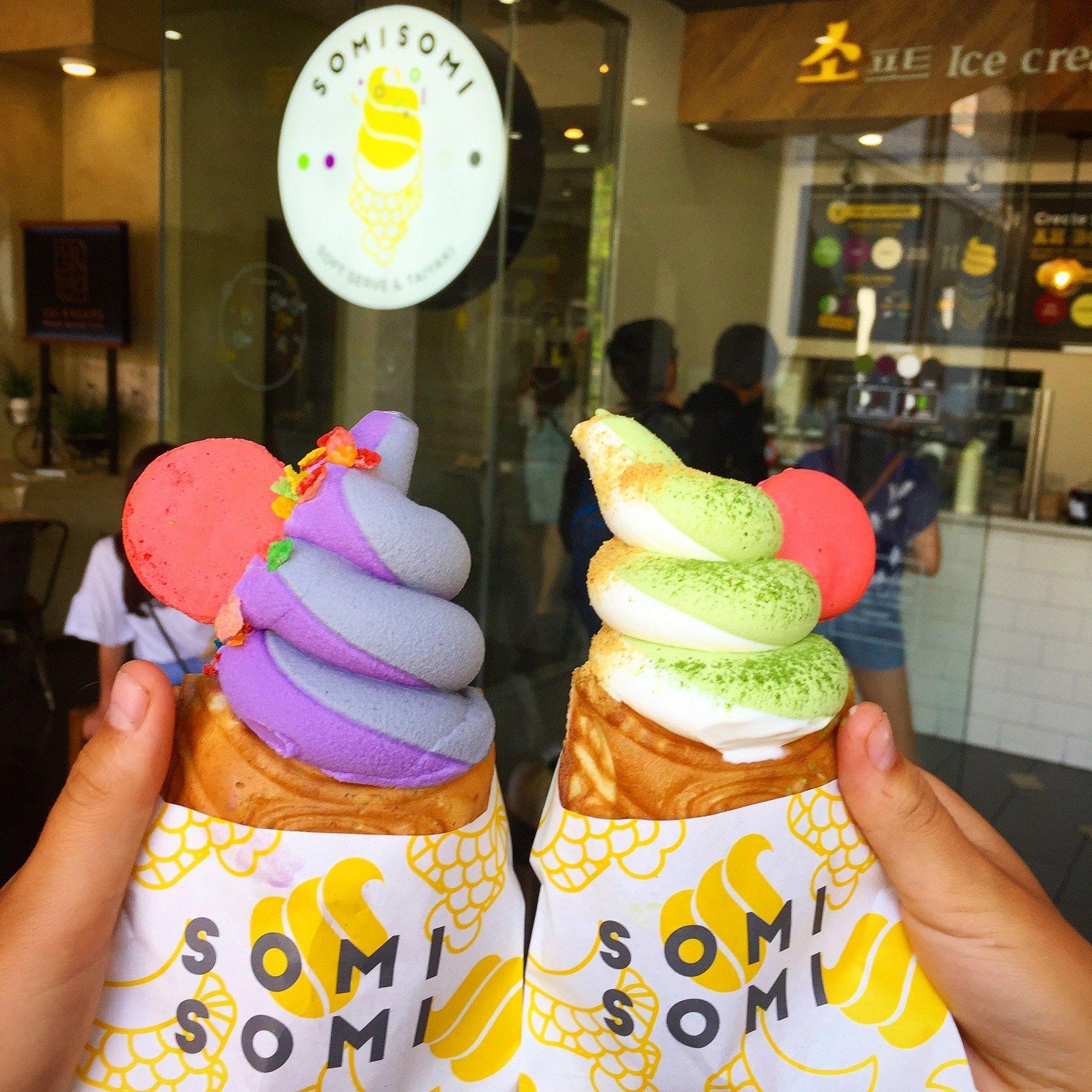 New Ice Cream Craze In Los Angeles Luxe Beat Magazine Los Angeles Travel Los Angeles Food Los Angeles Bucket List