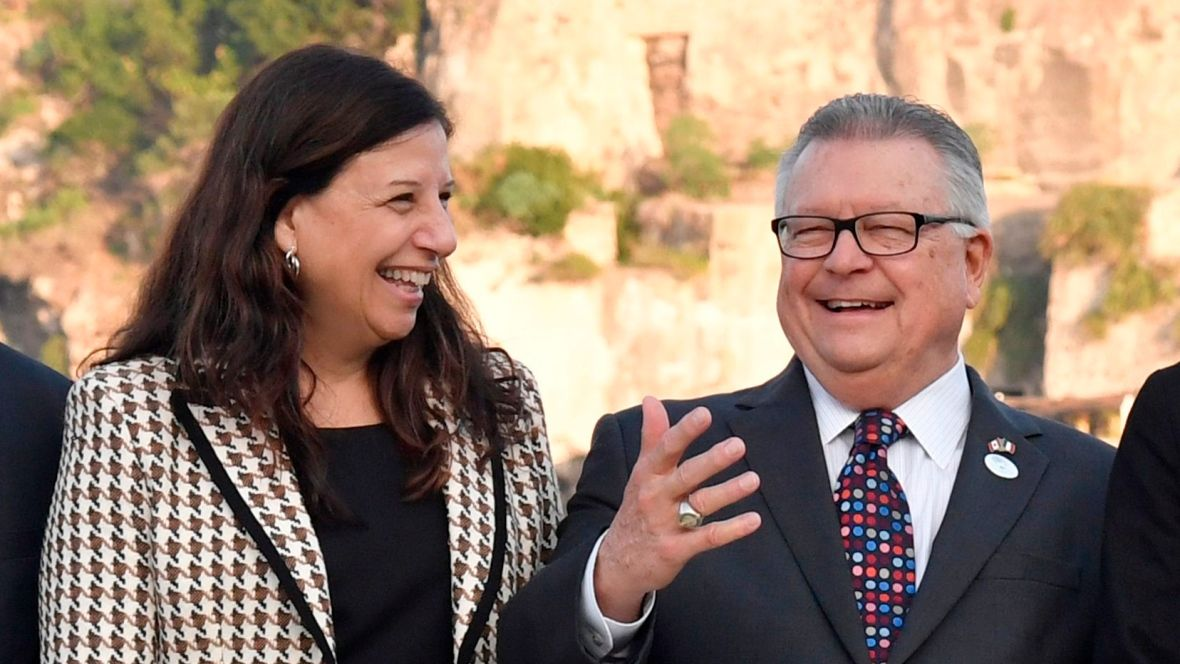 Goodale asks U.S. to help stop illegal border crossings