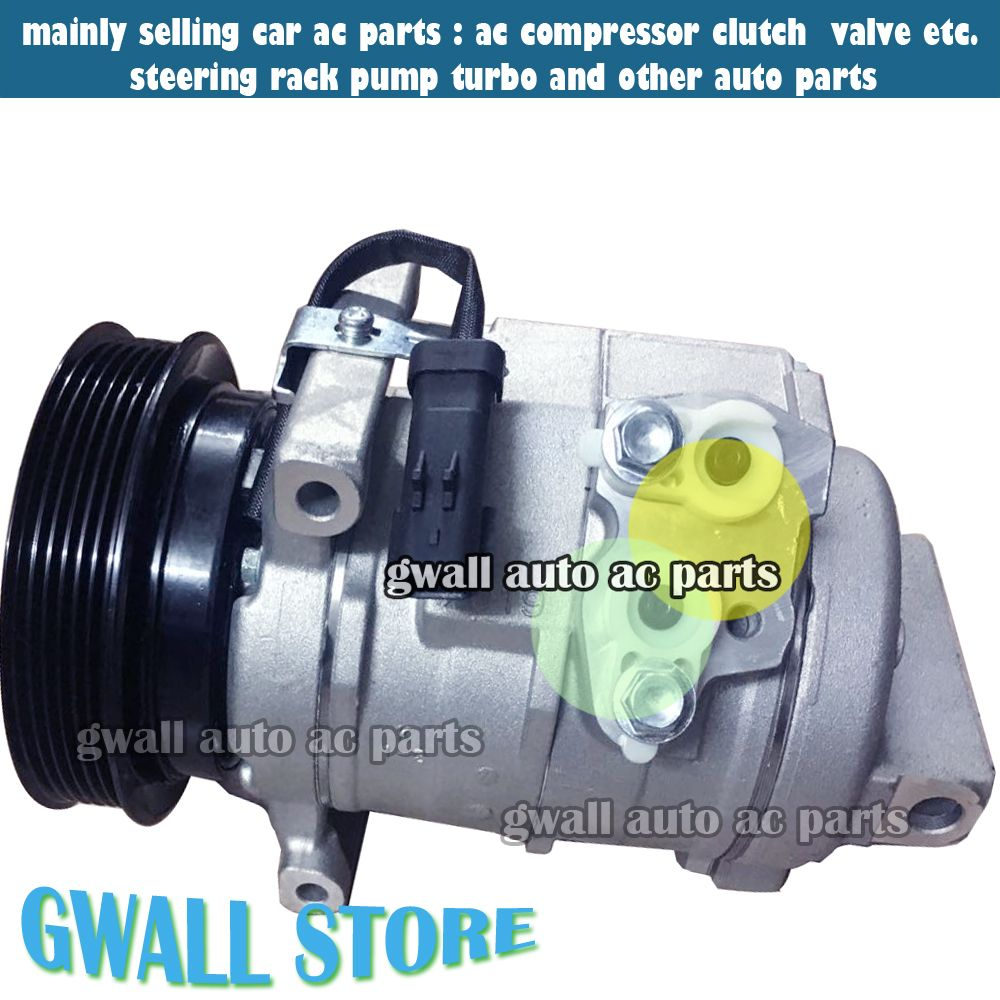 Air Conditioning Compressor For Car Chrysler 300 V8 5.7L 6