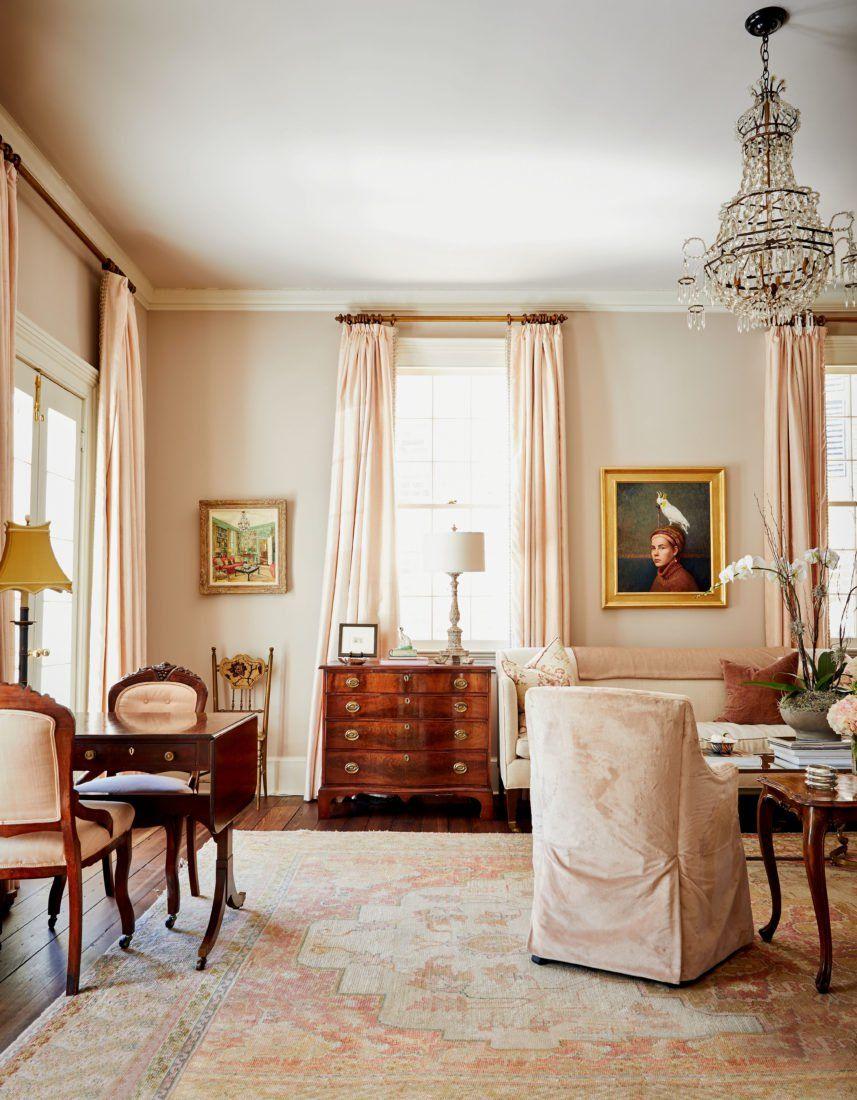 Step Inside Three Southern Dream Homes Interior Home Antique