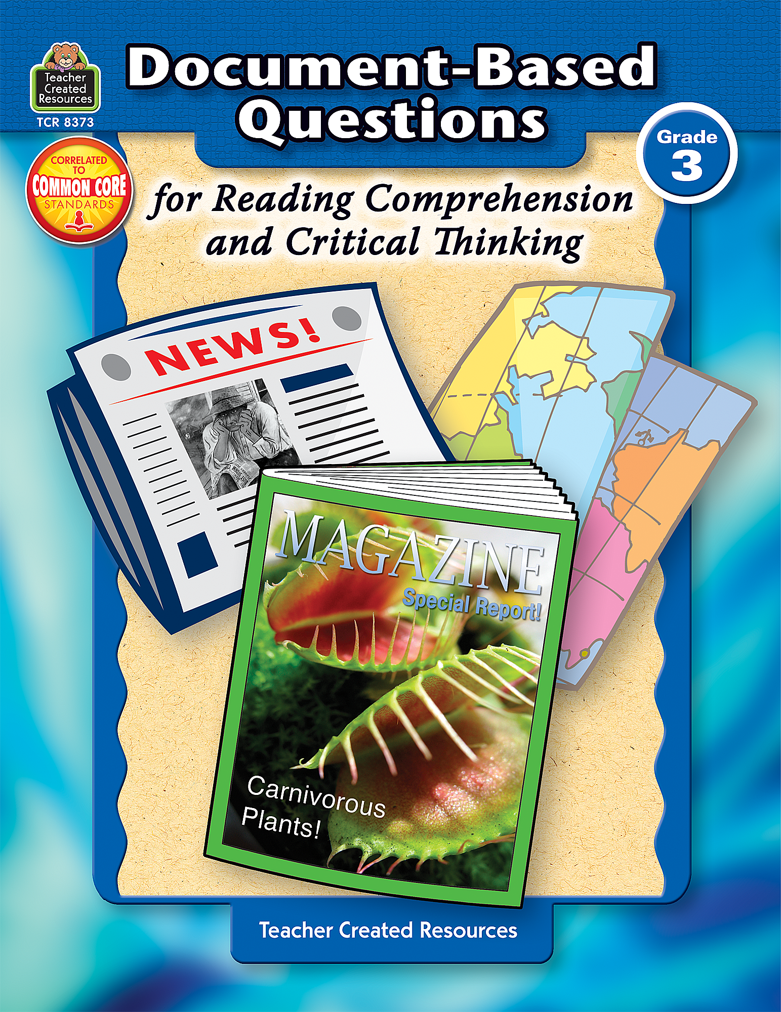 Document Based Questions For Reading Comprehension And