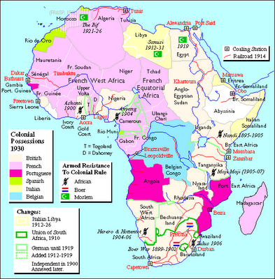 African Information Map | LEARNING: Africa | Africa map, Africa, Map