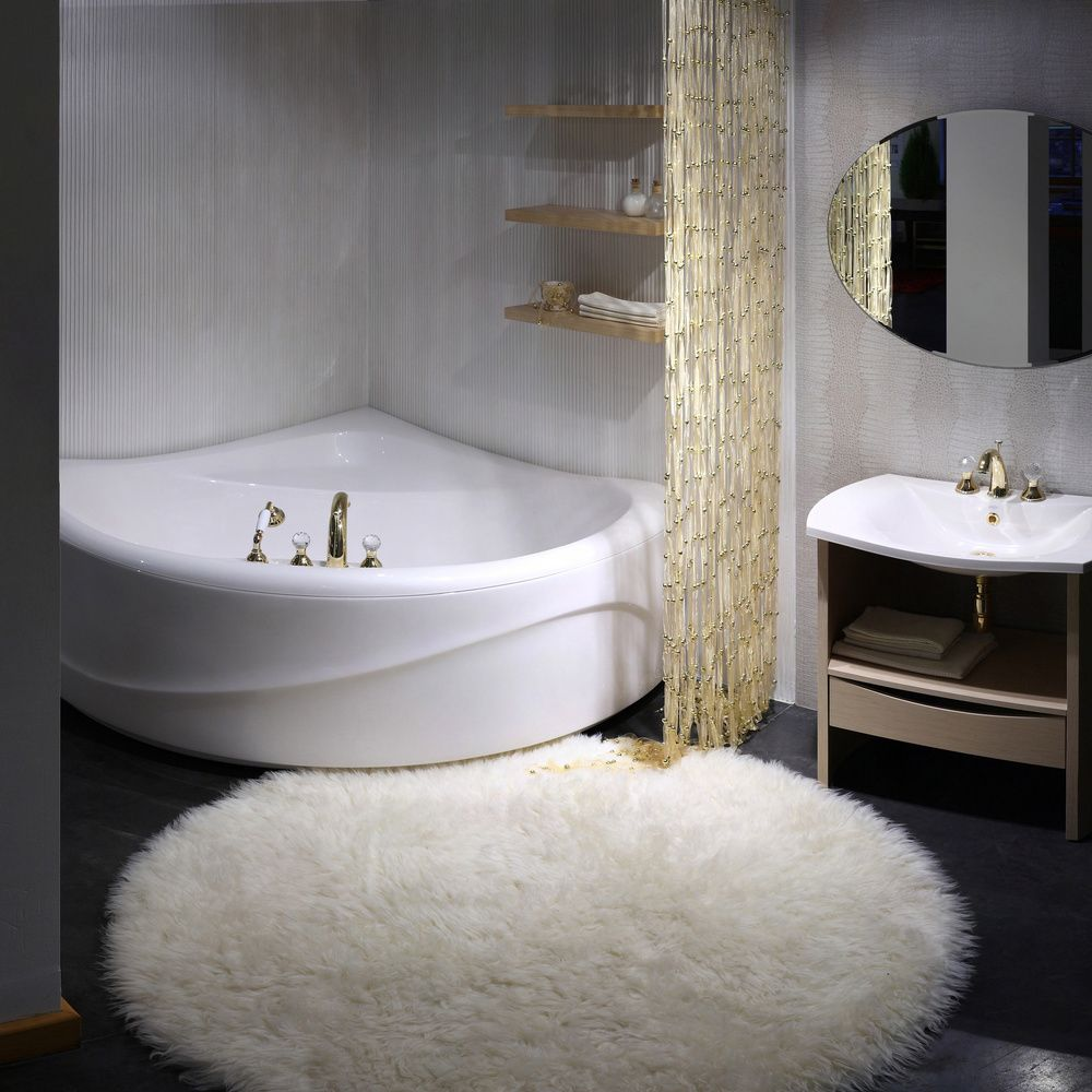 Aquatica PureScape 315 Corner Acrylic Bathtub by Aquatica | Soaking ...