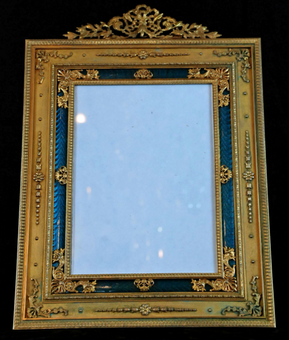Cheap Wood Picture Frames A Very Nice Combination Of Colors Frame