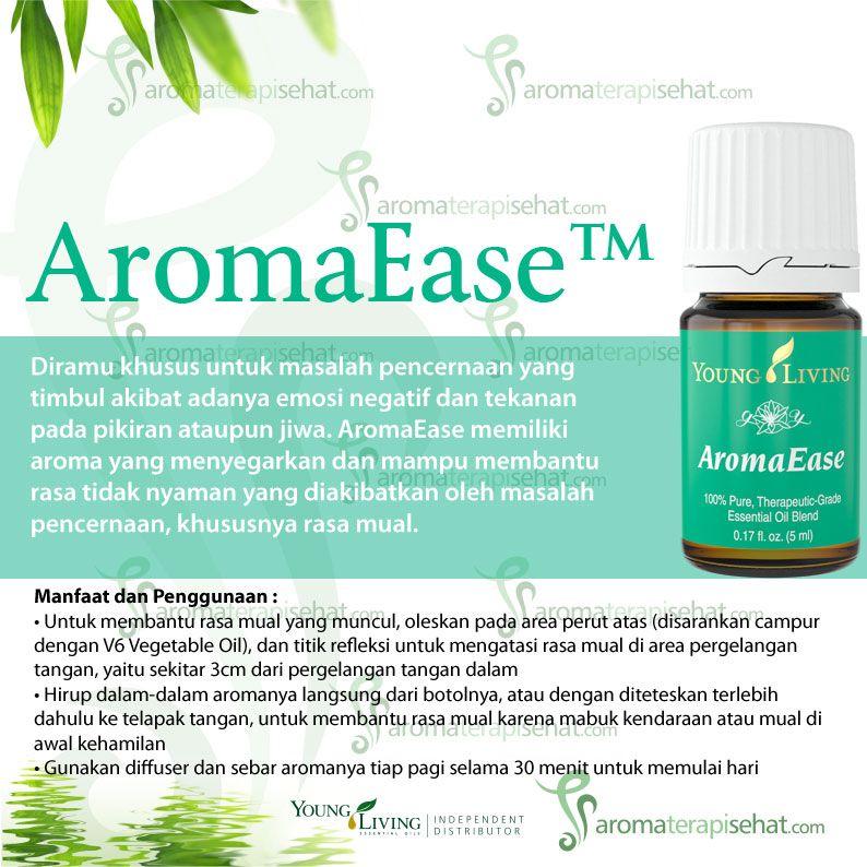 Aromaease Essential Oil Minyak Esensial Young Living Minyak