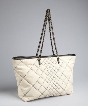 Fendi Quilted Tote