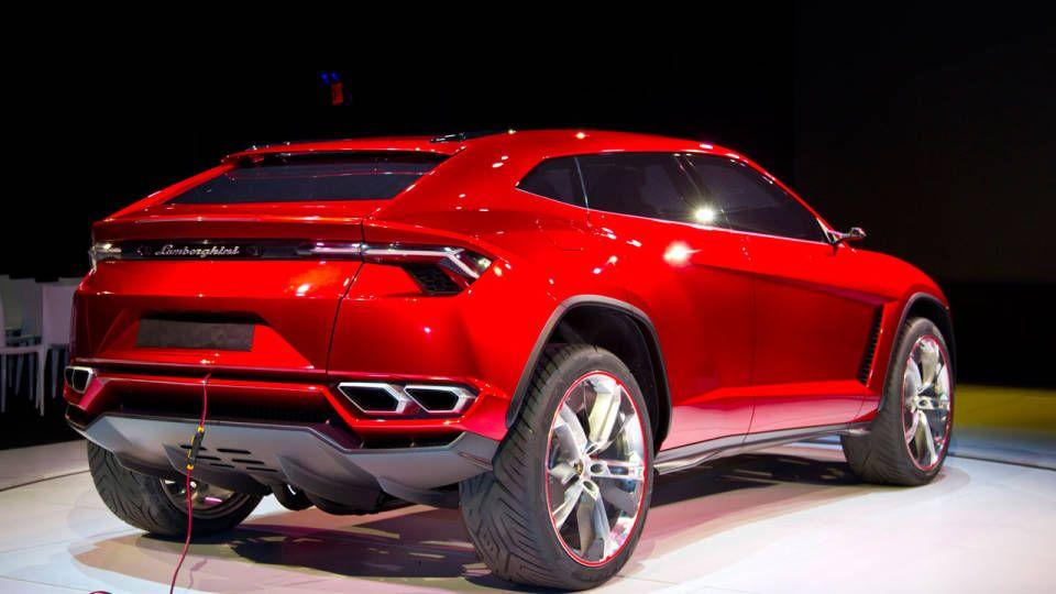 Lamborghini Jeep Concept Suv Suv Models Lamborghini For Sale