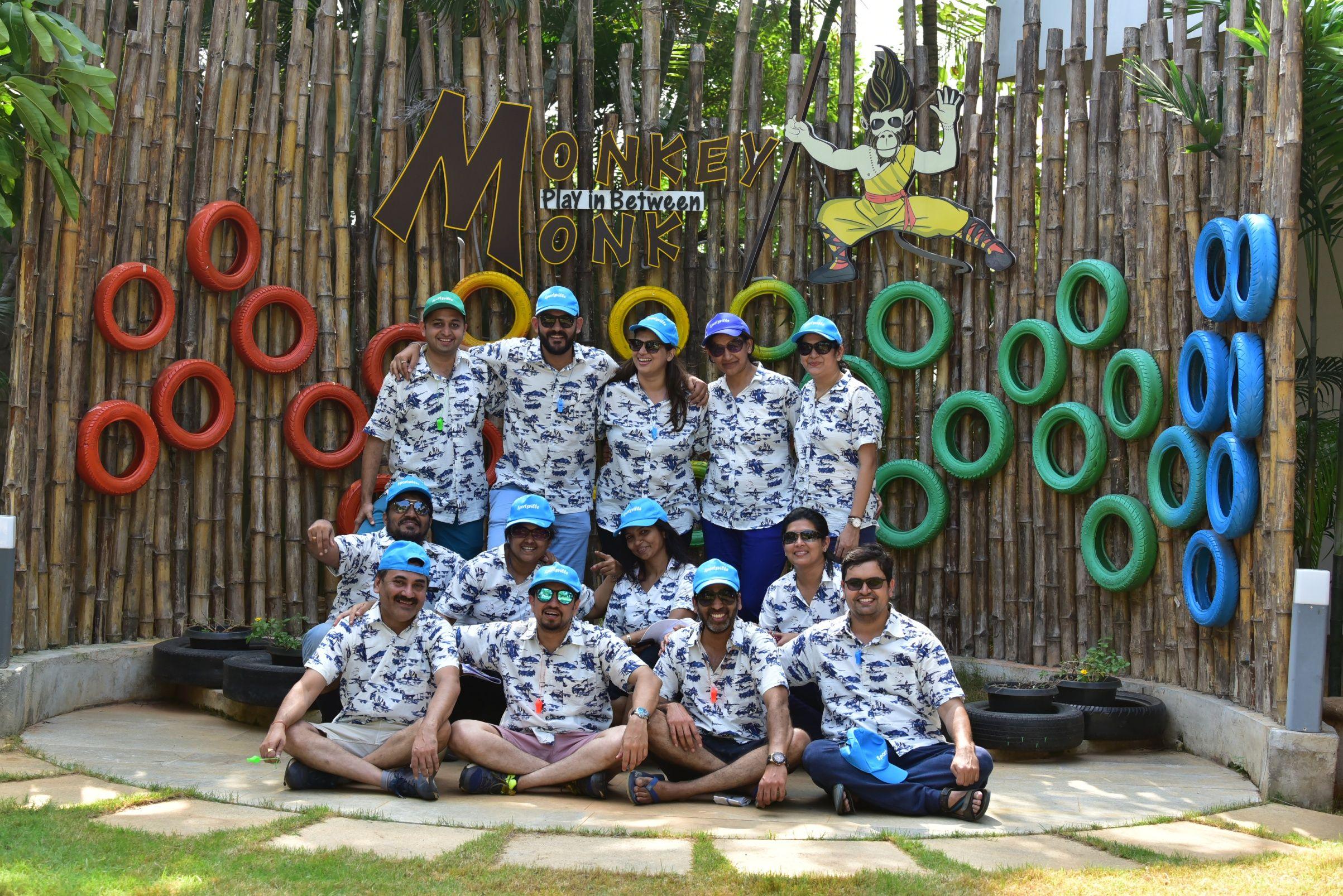 Monkey Monk B2b Entertainment Places In Chennai Entertaining Family Activities Activities