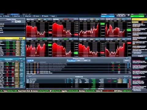 Free virtual online trading platform