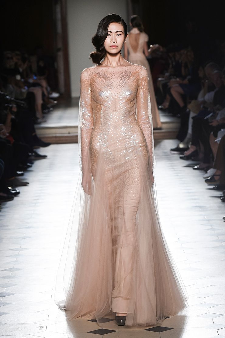 First Light Haute Couture Collection Look 32 Evening Attire
