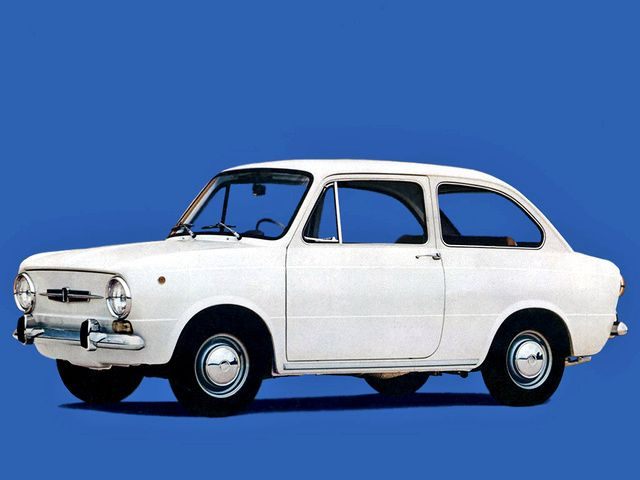 Two Fiat 850 S Owned Fiat Simca Pinterest Fiat