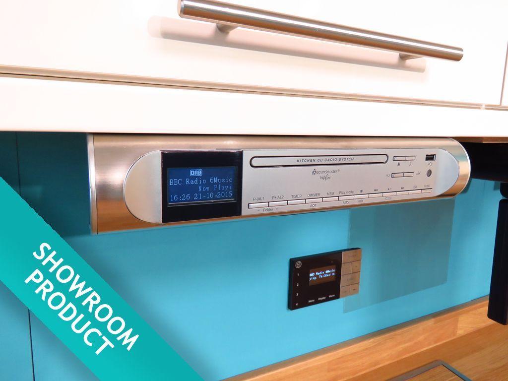 Interior Kitchen Radio Under Cabinet soundmaster highline under cabinet dab player kitchen radio the best counter