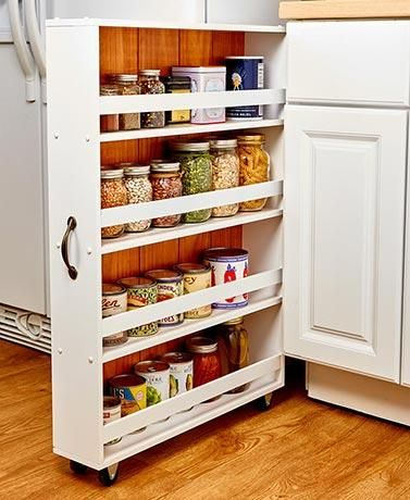 Kitchen Bath Or Laundry Storage