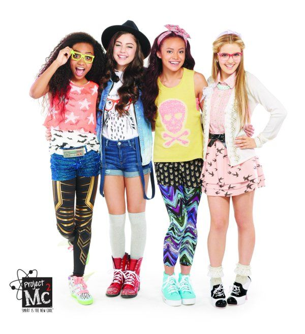 Project Mc2 Is A Great Show Project Mc Project Mc Square Project Mc2
