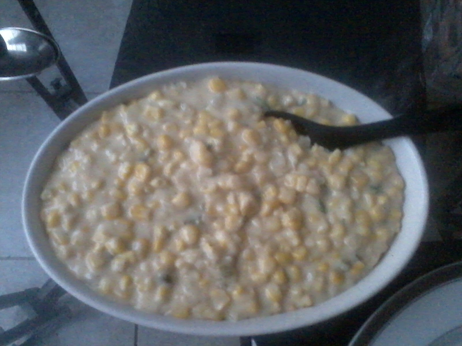 West Texas Creamed Corn