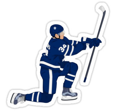 Am34 Toronto Maple Leafs Stickers By Seanworrall Redbubble Aesthetic Stickers Stickers Maple Leafs