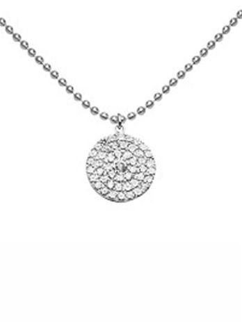Sparklicious Necklace inspired by #HaydenPaniettere. Shop #DMLooks at DivaMall.tv