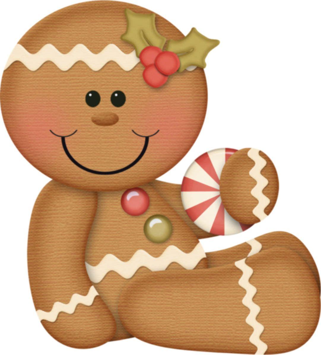 Ginger Navidad Galletitas de Jengibre | Pinterest | Galleta ...