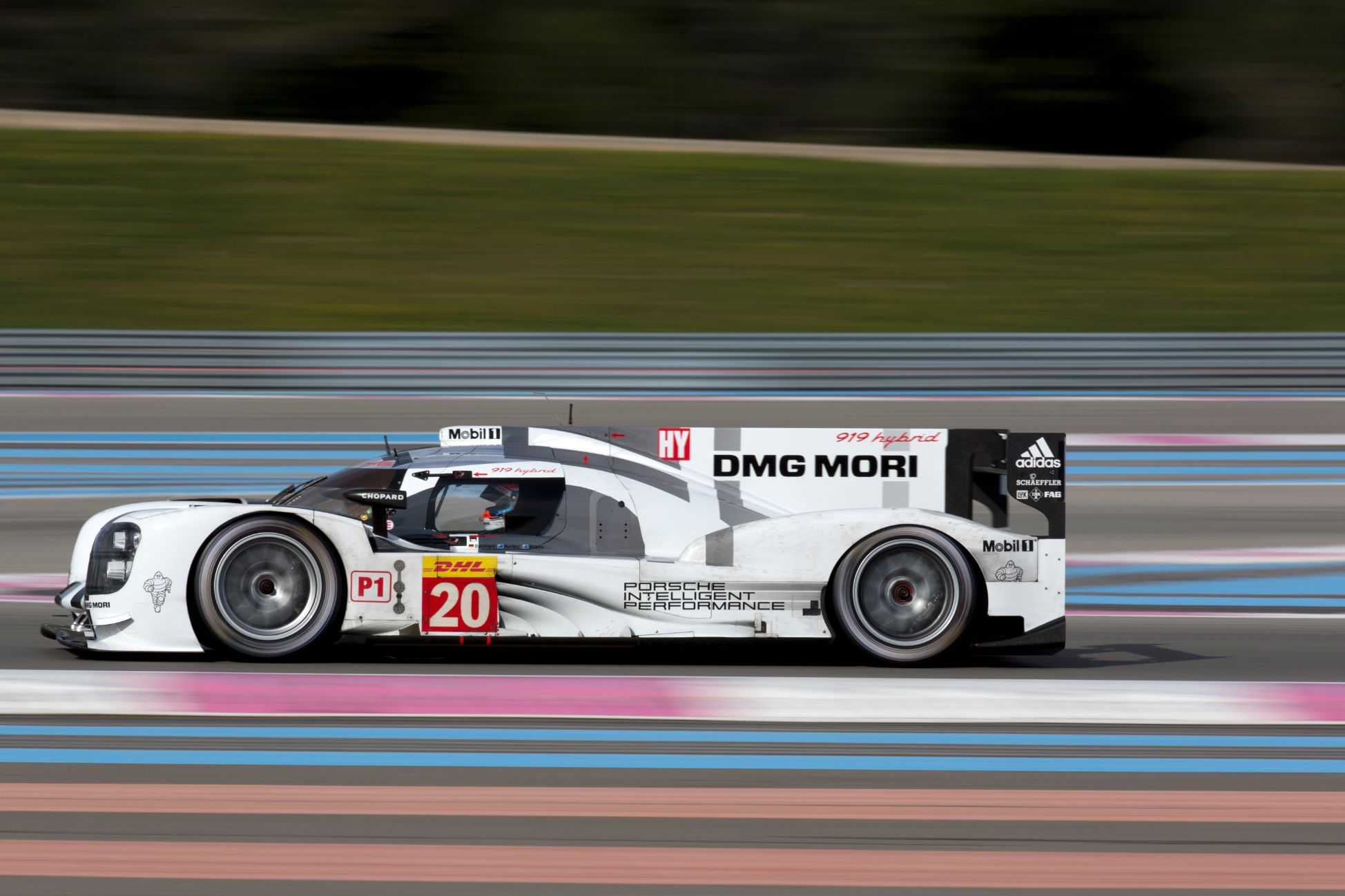 919 hybrid paul ricard prologue with images sports car