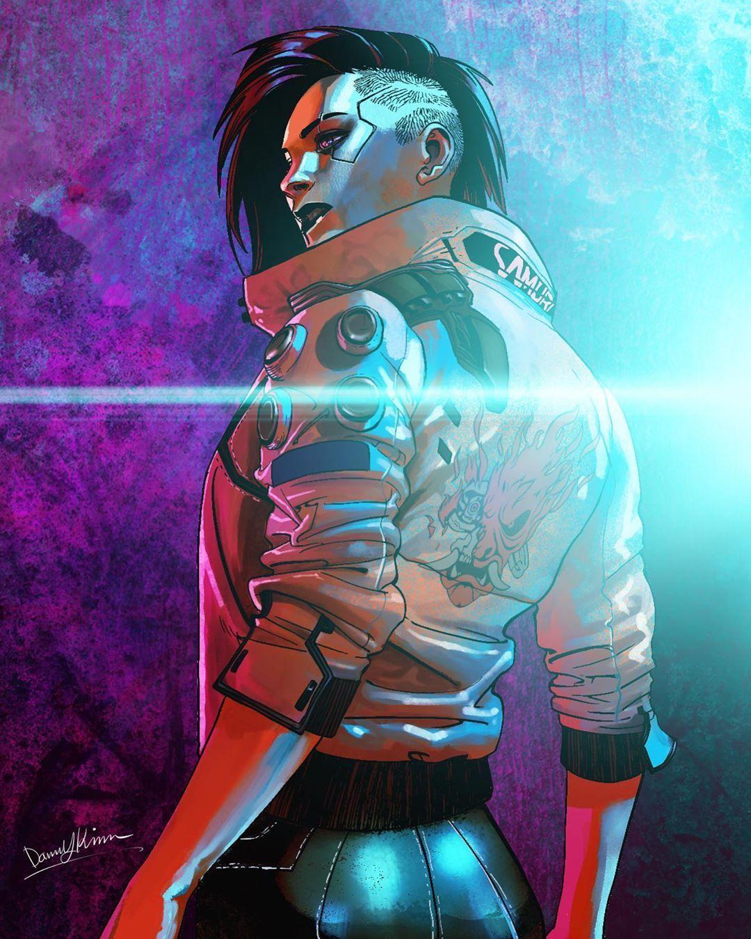 For Cyberpunk 2077 Lore check out Kazuliski. Cyberpunk