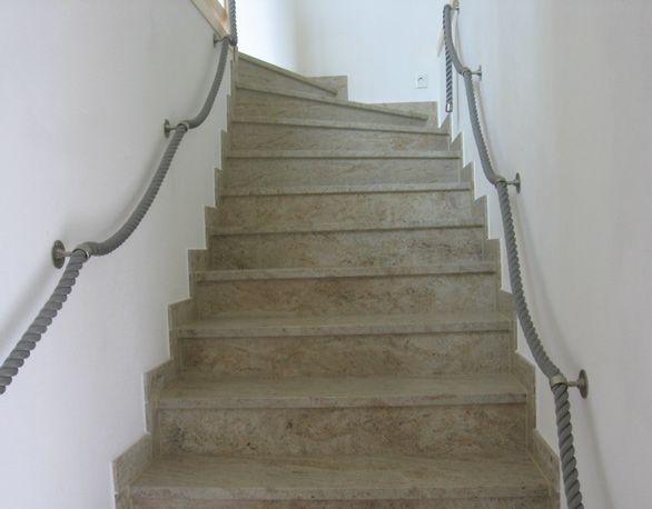 handlaufseil handlaufseil wohnen pinterest handlaufseil flure und treppe. Black Bedroom Furniture Sets. Home Design Ideas