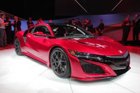 2015carsrevolution.com - 2015 Acura NSX price review 2015 Acura NSX ...