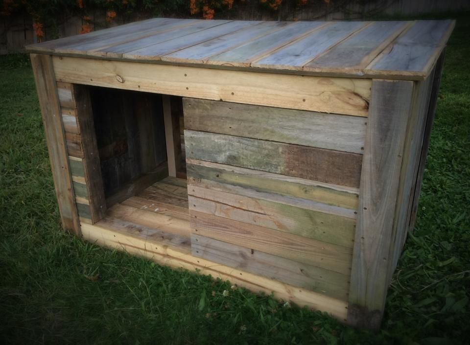how to make a manual pad out of pallets