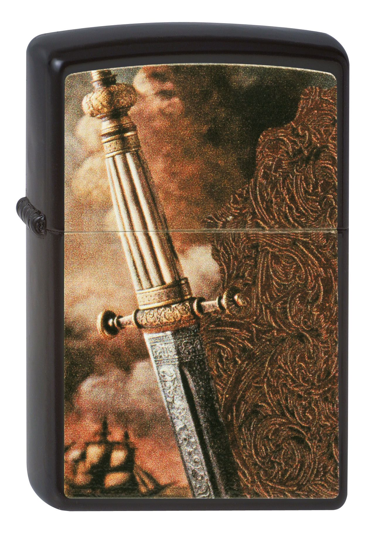 Zippo Sword of War