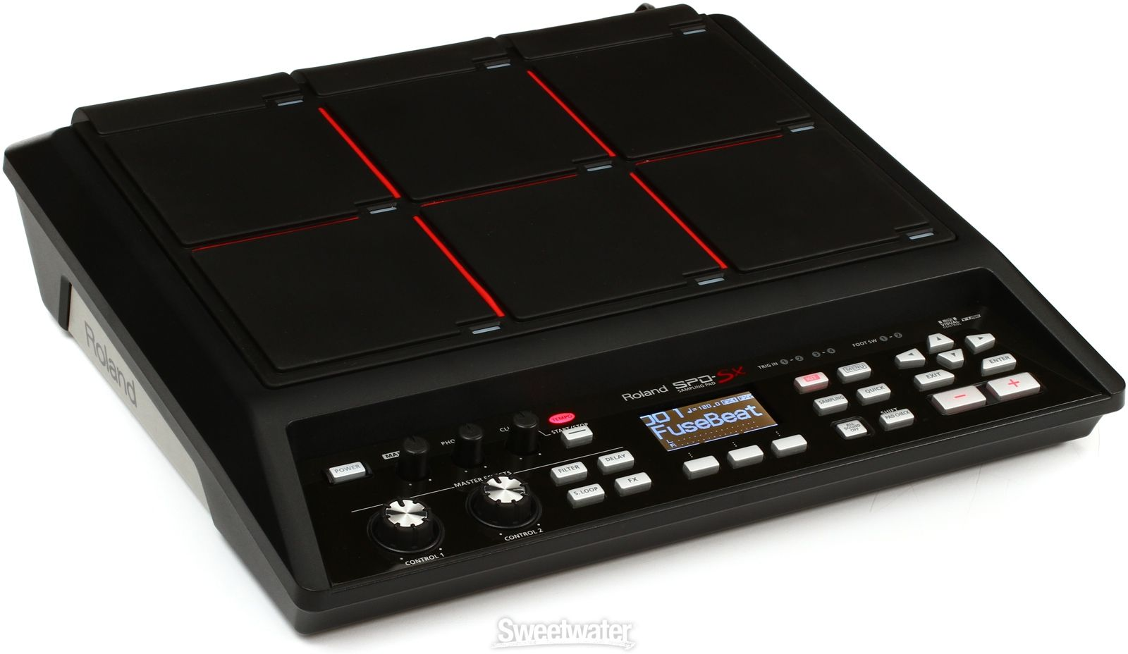 Roland SPDSX Electronic drums, Music gear