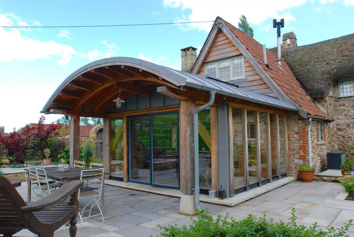 Image result for timber frame extension construction details | House ...