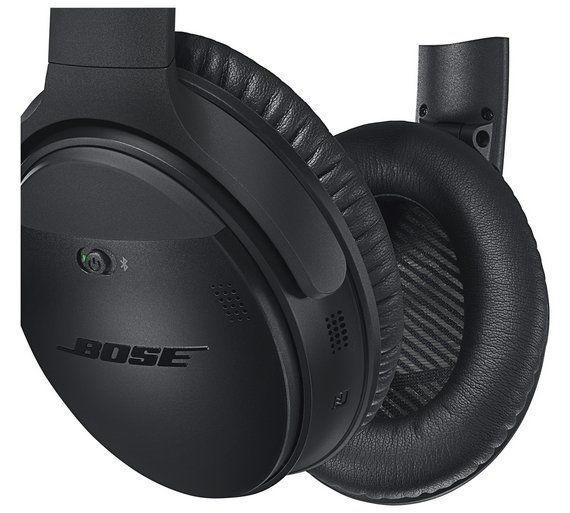 Looking For Some Serious Sound With The Bose Qc35 Noise Cancelling Headphones Allow Your Favou Wireless Noise Cancelling Headphones Noise Cancelling Headphones