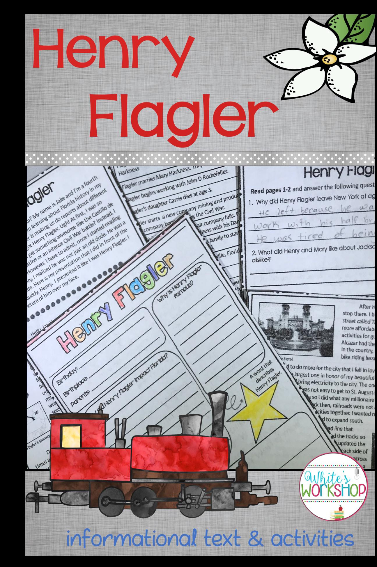 Florida History Henry Flagler