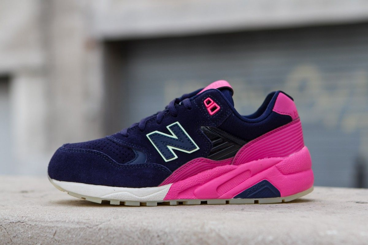 new balance pink and navy who carries new balance shoes