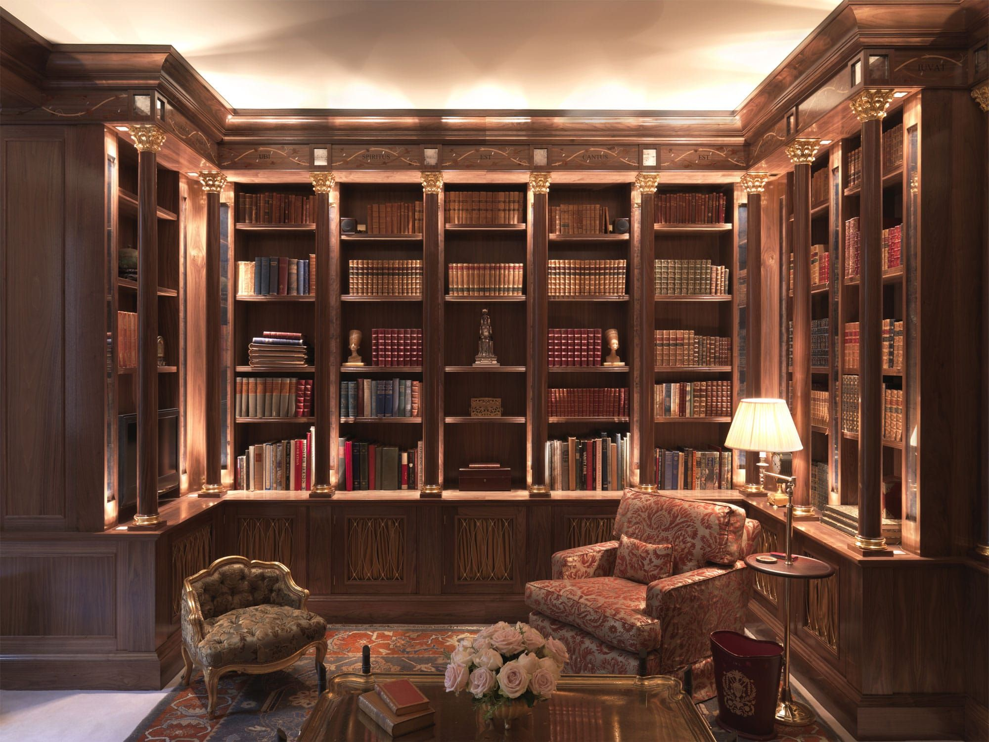 Libraries - Luxury Bespoke Furniture By Gosling