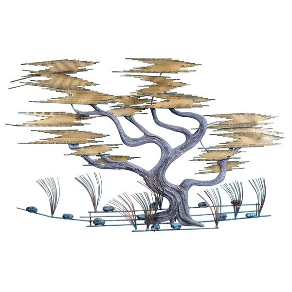 images of brass tree sculpture - Google Search
