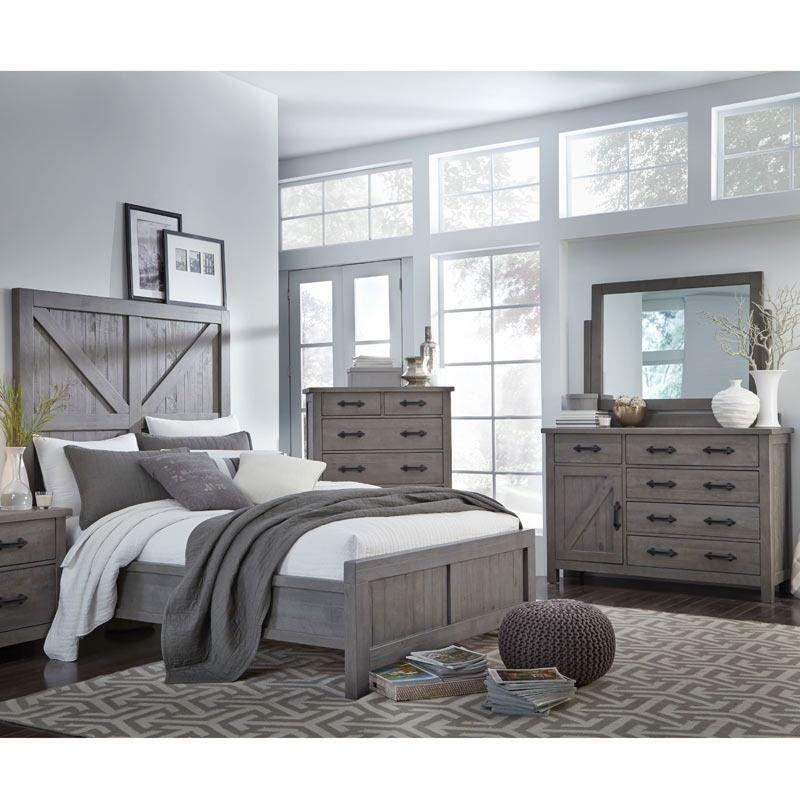 Austin king bedroom set rustic bedroom furniture