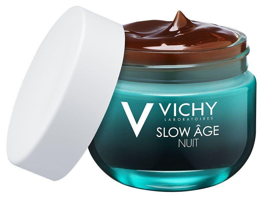 Vichy Slow Age Night Crema e Maschera Novità 2018 - Creme..