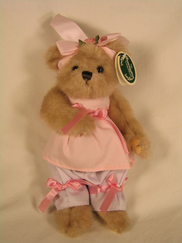 Bearington Bear Retired Bearing-A-Baby Mommy To Be Pregnant NEW With TAGS