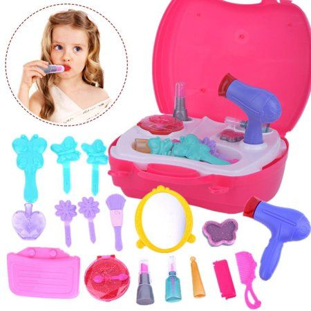 Toys Preschool Toys Cosmetic Kit Little Girl Gifts