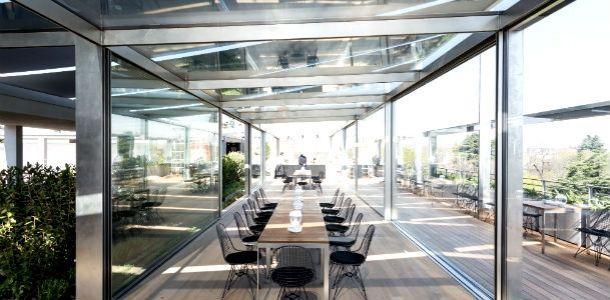 Apre la nuova TERRAZZA TRIENNALE. Osteria con vista, Milano, Eventi, New Opening   MyMI.it